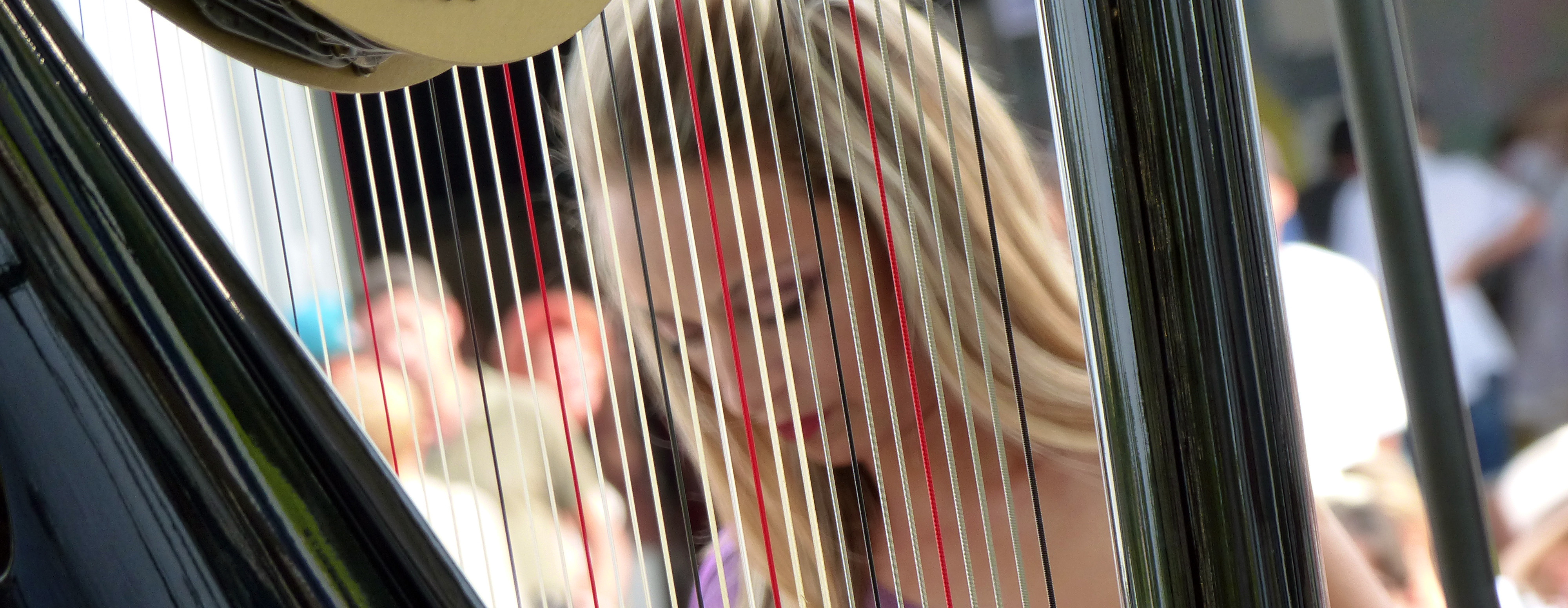 harpist jazz france europe